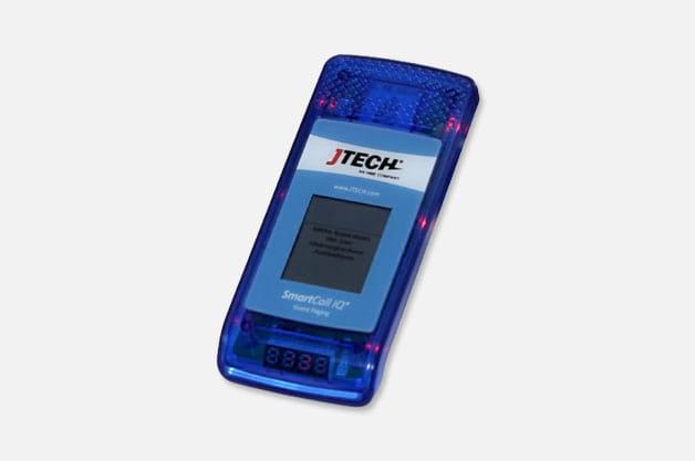 TOBO Digital Pager mit Display Blau